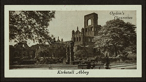 Kirkstall Abbey.