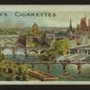 The bridge of Paris.