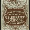 Blackfriars bridge, London.