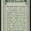 Newport Arch, Lincoln.