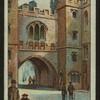 St. John's Gate, Clerkenwell.