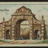 Temple Gate, Bristol.