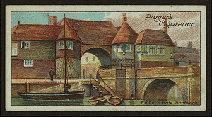Fisher's Gate, Sandwich.
