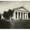 Lee mansion, Arlington, Virginia.
