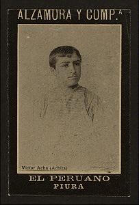 Victor Acha (Achita).