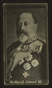 His Majesty Edward VII.