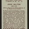 John Milton.