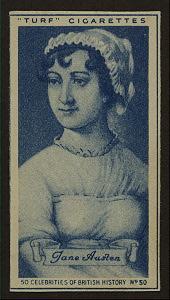 Jane Austen. Digital ID: 1204542. New York Public Library