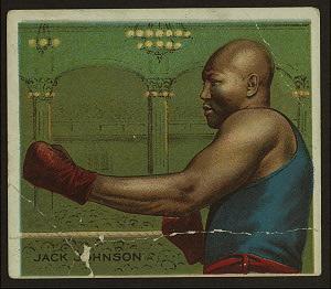 Jack Johnson.