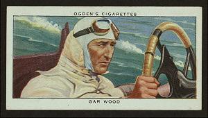 Gar Wood.