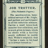 Job Trotter, Pickwick Papers.