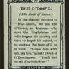 The O'Dowd.