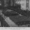Fifth Avenue, New York, cheers Negro Veterans; The 369th Colored Infantry acclaimed by thousands upon their return from France.