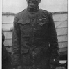 Sergt. Henry Johnson, of Albany N.Y., the outstanding hero; Single-handed he routed 36 Huns, killing 4 of them and wounding the remainder; Sergt. Johnson of the 369th Colored Infantry (old 15th of N.Y.), was the first man in his regiment to win the French War Cross.
