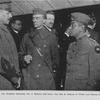 Col. Franklin Dennison, Col. J. Roberts and Lieut. Col. Otis B. Duncan of 370th (old Illinois 8th Regiment).