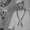 William Garfield Marshall; Wardroom officers steward, U.S.N.; Lost when U.S.A. C.T. Ticonderoga was torpedoed and sunk September 30, 1918.