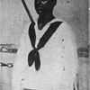 Wm. M.T. Beckley; Mess Attendant, 1c, U.S.N.; Fell overboard and drowned, U.S.S. Ozark, July 25, 1918.