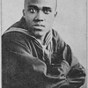 Prince A. Johnson, Mess attendant, 2c, U.S. N.R.F.; Died from exposure after Lake Moor was sunk, April 11, 1918.