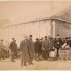 Bread vendors at Post Alexanerofsk [Alexandrofsk] (90).
