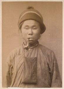 A young Gilak of the Island of Sahalin [Sakhalin] (6).