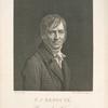 P.J. Redoute 'Peintre de Fleurs' (portrait);