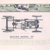 Moline automobile chassis.