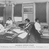 Capable office staff; Bookkeeping department; National Benefit Association, Washington, D.C.
