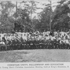 Christian unity, fellowship and education; Inter-Scholastic Young Men's Association Meeting held at King's Mountain, N.C., May, 1913.