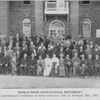 World wide educational movement; International Conference on better education held at Tuskegee, July, 1912.