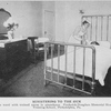Ministering to the sick; Private ward with trained nurse in attendance; Frederick Douglass Memorial Hospital and Training School, Philadelphia, Pa.