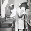 Negro bus-boy dishwashers, Investment Pharmacy, Washington, D.C., July 1941.