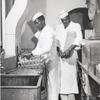 Negro bus-boy dishwashers, Investment Pharmacy, Washington, D.C., July 1941.