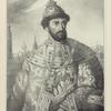 Tsar Boris Feodorovich Godunov
