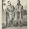 Russkaia odezhda v XI stoletii, Prostonarodnaia odezhda