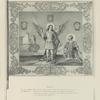 Znamia Moskovskikh Streltsov 1699 goda