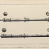 2kh i 3kh funtovyia kovanyia zheleznyia pishchali XVIgo i XVII stoletii