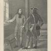RIADOVYE L. Gv. Preobrazhenskogo polka s 1700 po 1720 god