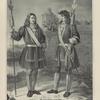 OBER-OFITSER I SHTAB-OFITSER L.Gv. Preobrazhenskogo polka s 1700 po 1732 god