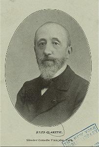 Jules Claretie.