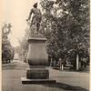 Monument Petra I-go (Nizhnii sad).