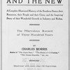 The old South and the new, title page