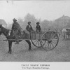 Uncle Remus' Express; The Negro horseless carriage.
