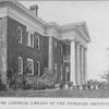 The Carnegie Library of the Tuskegee Institute.