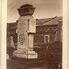 Funeral monument of Mikhael Vorontsov.]