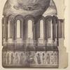 Detal' vnutrennosti, glavnago kupola khrama