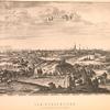 Obshchii vid Moskvy. (Po risunku Oleariia 1636 g.)