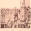 Bogoiavlenskii Monastyr' na Troitskom podvor'ie.  V Kreml' 1613 g. (1672 g.)