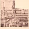 Spasskiia vorota i Pokrovskii sobor 1613 g.  (1672 g.)
