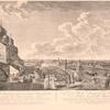 Vid Goroda Moskvie Sniatyi s balkona Imperatorskago dvortsa po lievuiu storonu.