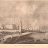 Vid Kremlia ot Kamennago mosta. (1825 g.)